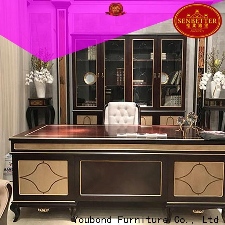 Senbetter home office desk furniture wood for business for company