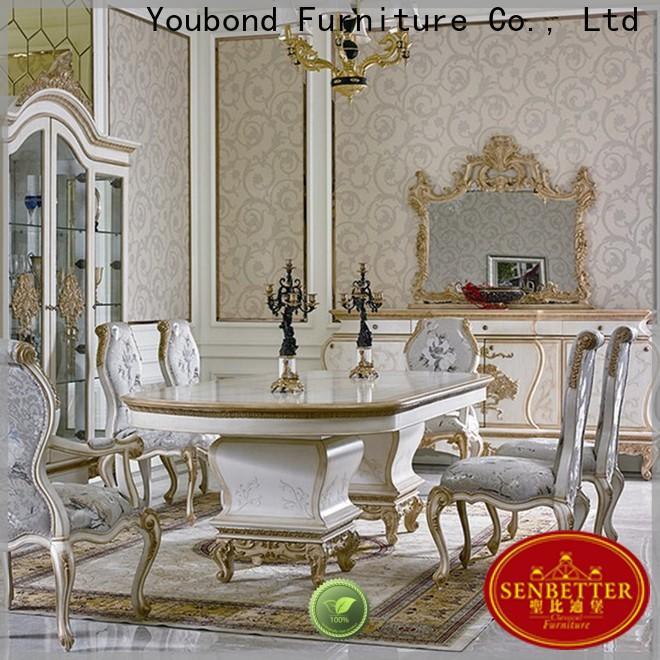 Senbetter affordable dining room sets factory for sale