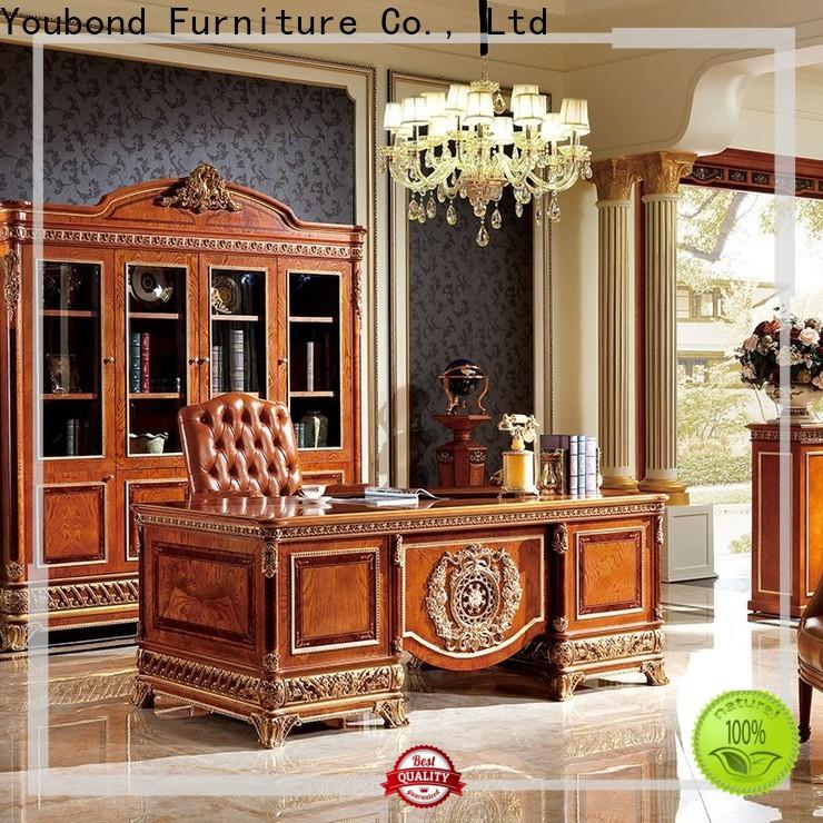 beech study furniture factory for hotel