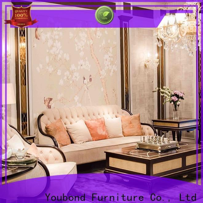Senbetter green living room furniture manufacturers for hotel