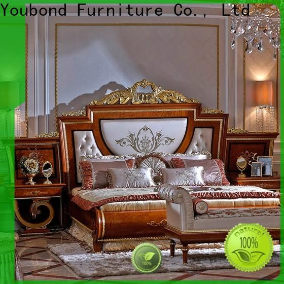 Senbetter traditional bedroom decor with solid wood table and chairs for decoration