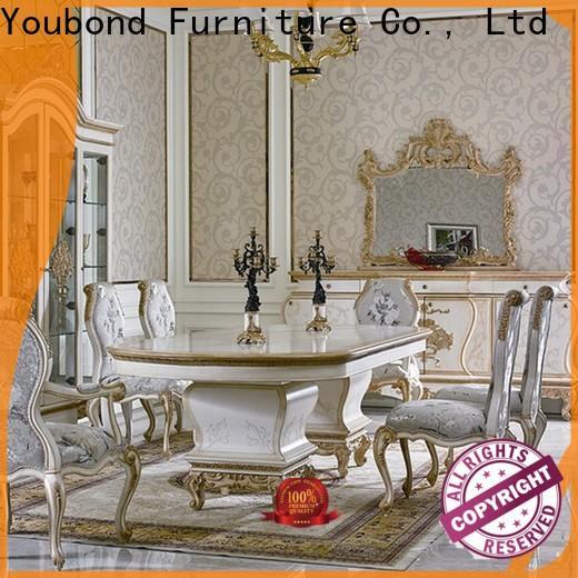 Senbetter custom rattan dining room furniture manufacturers for sale