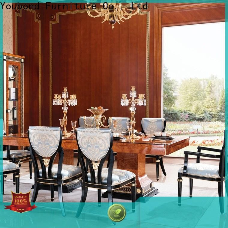 classic legacy classic dining room with table for villa