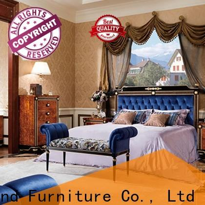 high end new classic bedroom set for business for decoration