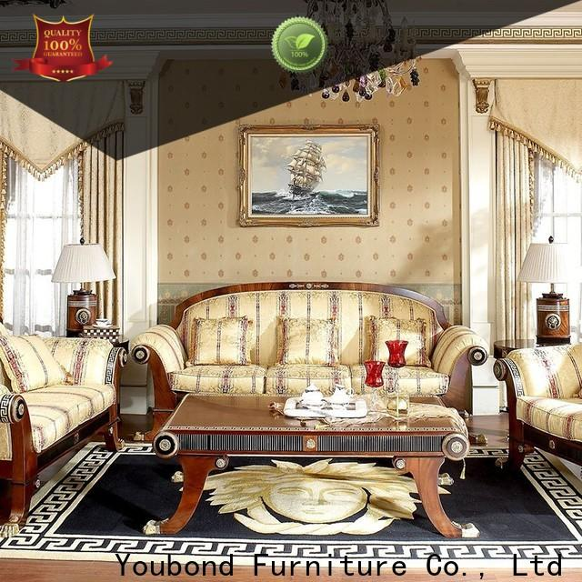 top discount living room furniture with brass accessory for home