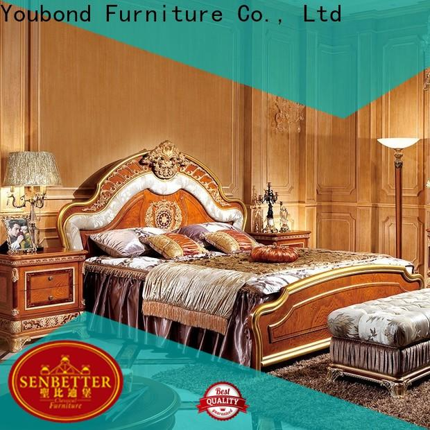 wholesale european bedroom furniture for decoration