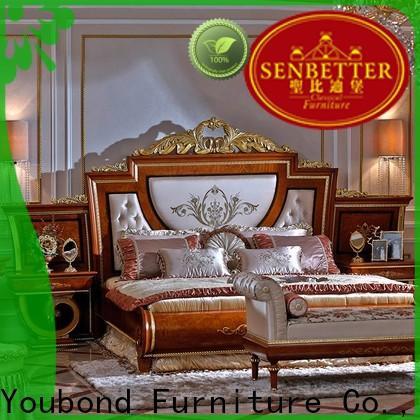 Senbetter wholesale bespoke bedroom furniture manufacturers for royal home and villa