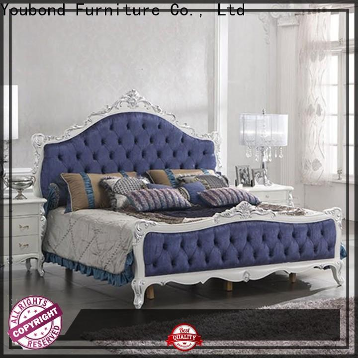 Senbetter gothic bedroom furniture supply for royal home and villa