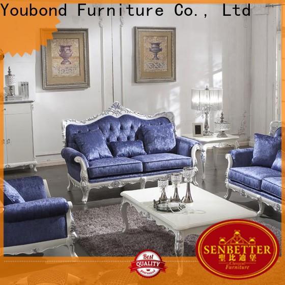 Senbetter quality living room furniture supply for hotel