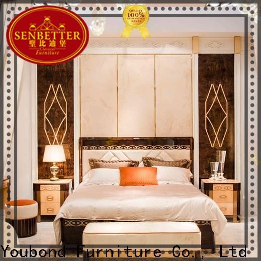 Senbetter high gloss bedroom furniture manufacturers for decoration