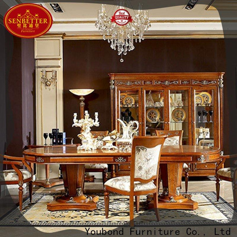 Senbetter dining furniture set with table for sale