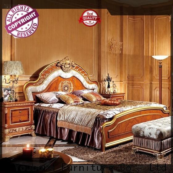 Senbetter veneer classic style bedroom furniture suppliers for decoration