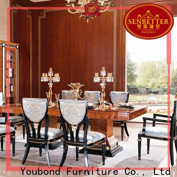 Senbetter latest classic dining table supply for villa