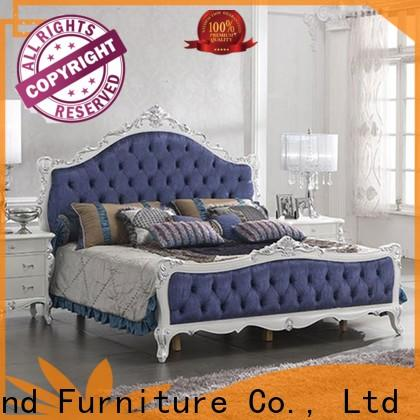 simple european bedroom sets with solid wood table and chairs for decoration
