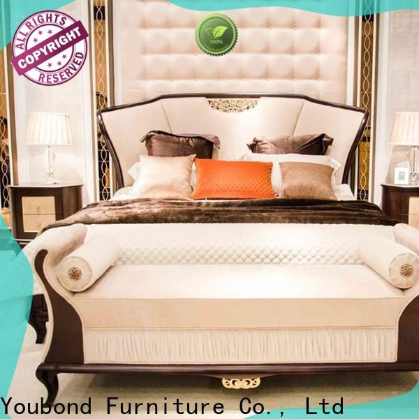 new matching bedroom furniture with solid wood table and chairs for decoration