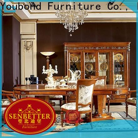 wholesale modern classic dining chairs with table for home
