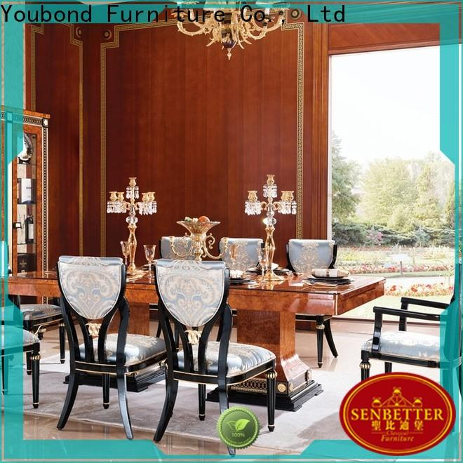 Senbetter expensive dining room sets supply for hotel