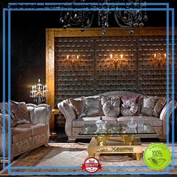 Senbetter living room set ideas with chinese element for villa