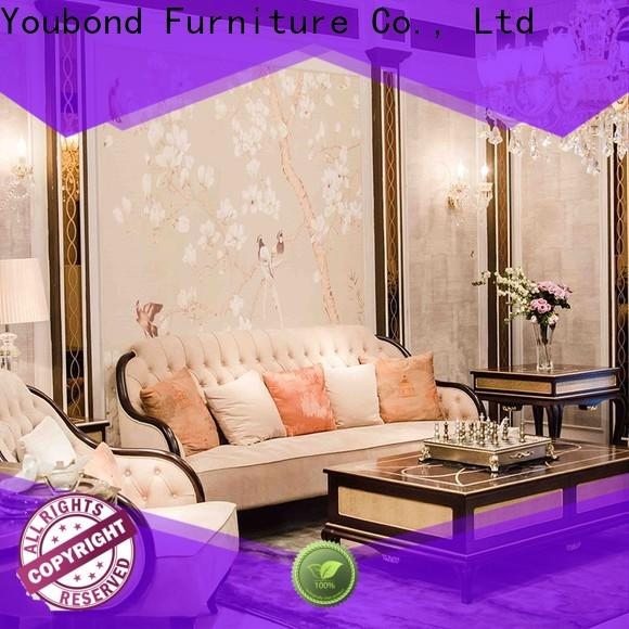 drawing room sofa set factory for hotel