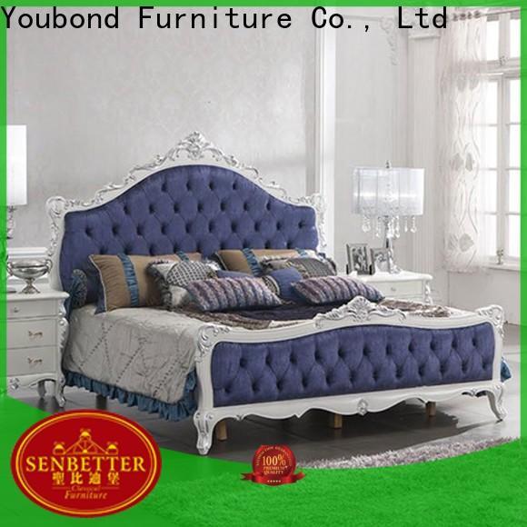 Senbetter classical knightsbridge bedroom furniture factory for royal home and villa