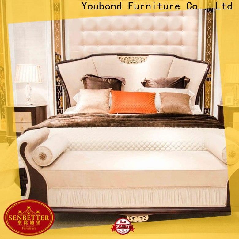 Senbetter european contemporary bedroom furniture for business for decoration