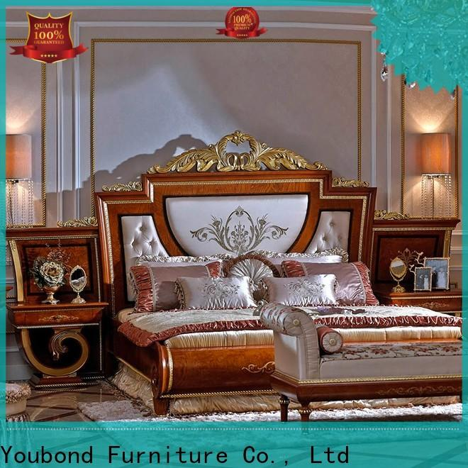 custom modern contemporary bedroom sets with solid wood table and chairs for decoration