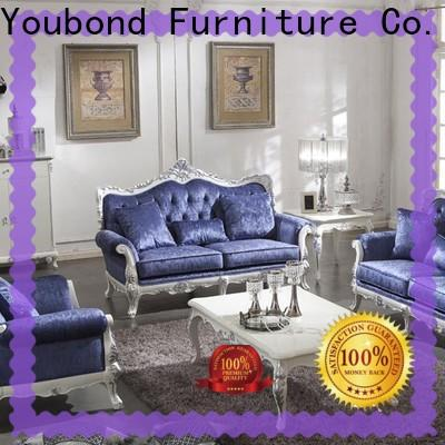 european sofa and chair set sale with long dining table for villa