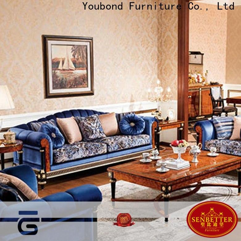 elegant style living room suites for sale factory for home