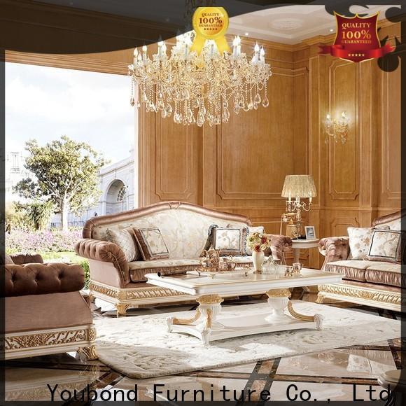 Senbetter elegant sofas living room with chinese element for villa