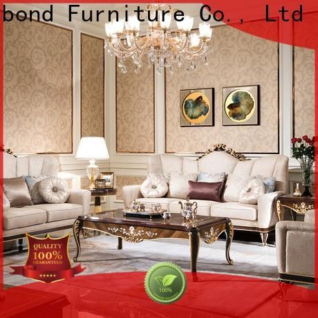 Senbetter wooden fancy living room sets for business for home