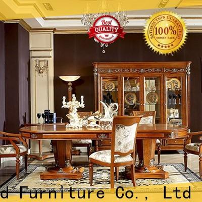 italian french provincial dining room furniture with wooden table for home