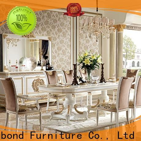 Senbetter best solid wood dining room chairs with chairs for villa