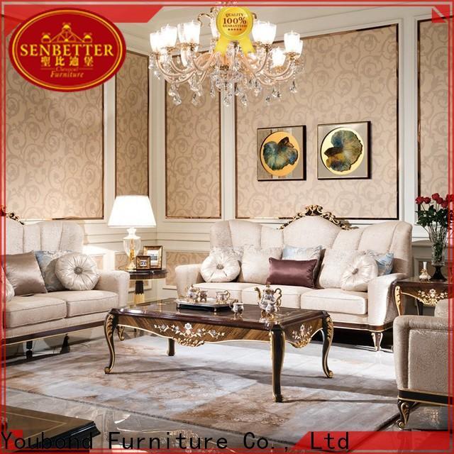 Senbetter italian high end furniture factory for villa