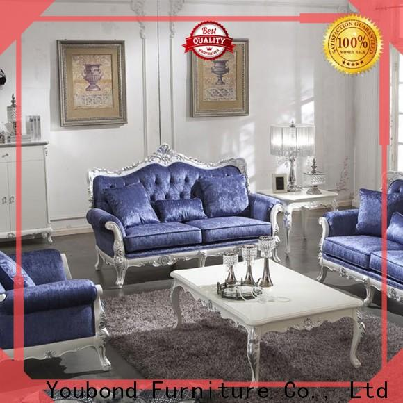 Senbetter best living room sofa and chair sets with buffet for hotel