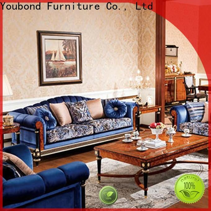 latest unique living room furniture with buffet for hotel