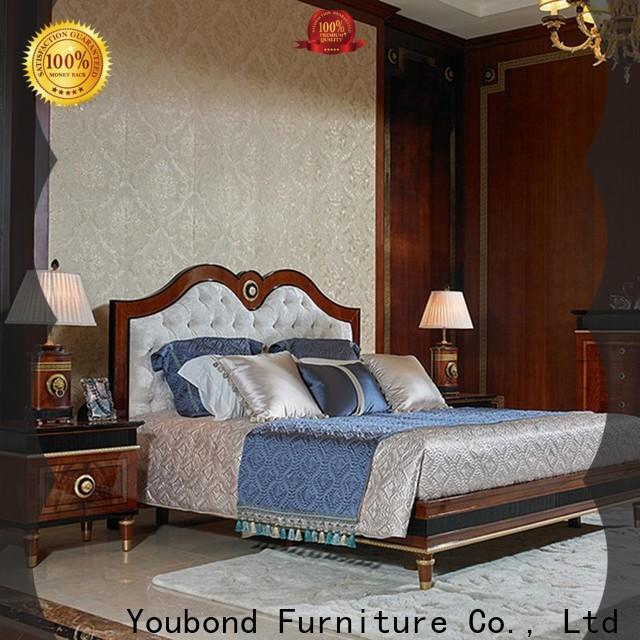 Senbetter top teak bedroom furniture manufacturers for royal home and villa