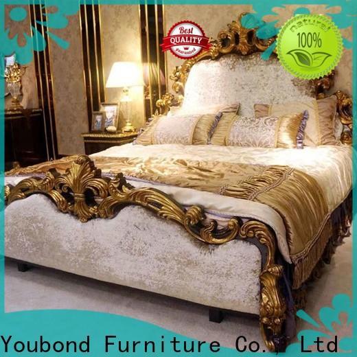 Senbetter blue traditional bedroom decor factory for royal home and villa