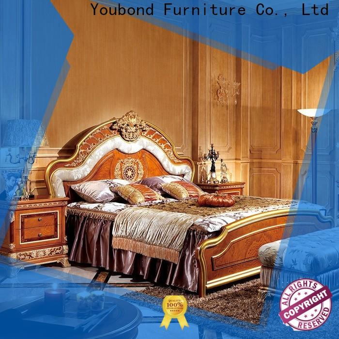 Senbetter white painted bedroom furniture factory for decoration