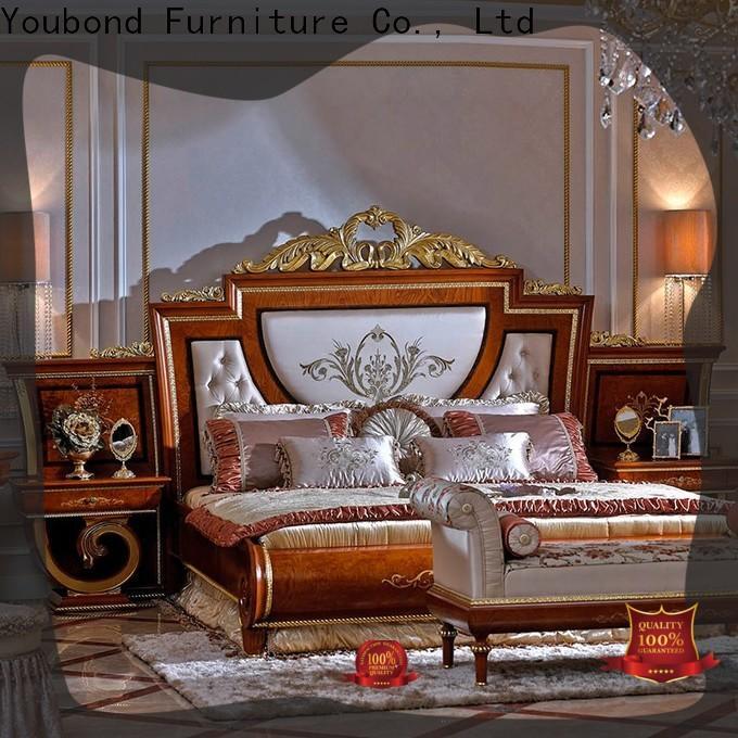 Senbetter bedroom suite furniture for royal home and villa