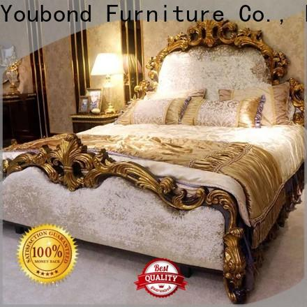 Senbetter luxury classic bed furniture company for sale