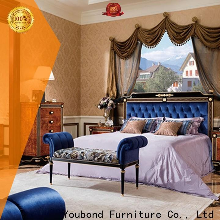 Senbetter newly bedroom furniture direct with solid wood table and chairs for decoration