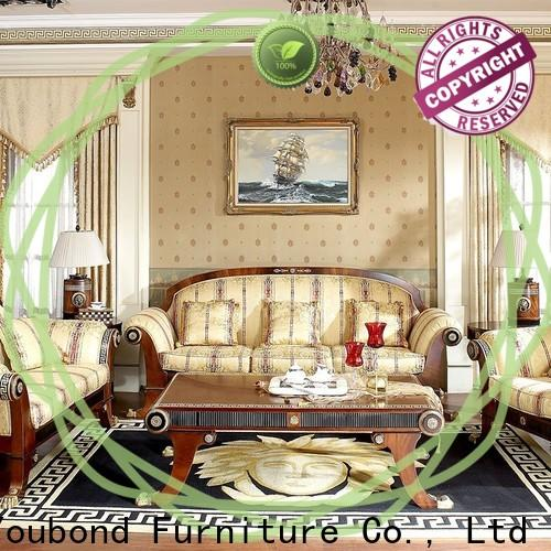 Top living room sofa and chair sets for business for hotel