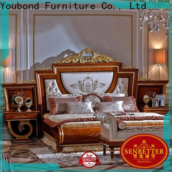 Best classic bedroom suites suppliers for decoration