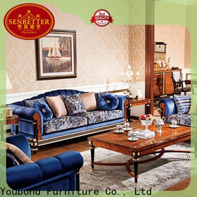 Senbetter living room table and chairs factory for living room