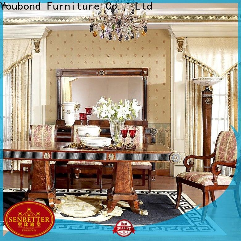 Senbetter traditional dining furniture manufacturers for hotel