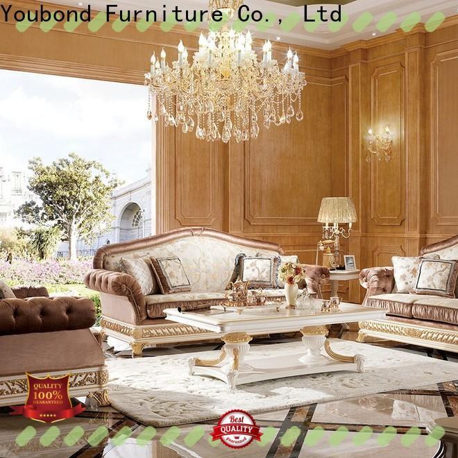 Senbetter classic sofa set factory for villa