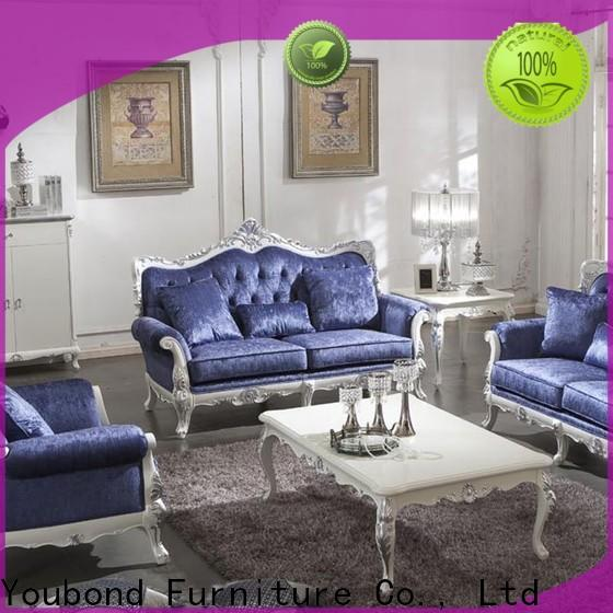 Senbetter latest design of sofa set for drawing room manufacturers for living room