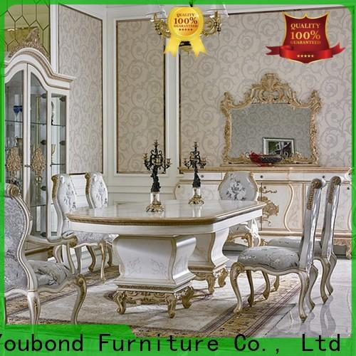 Custom rosewood dining room furniture company for hotel