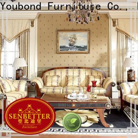 Senbetter formal sofa factory for villa