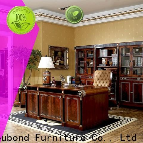 New italian classic wood home office furniture for business for villa